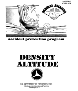 density-altitude