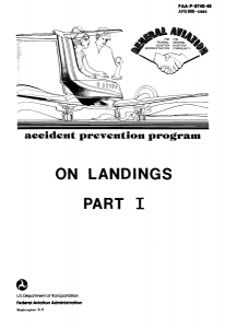 on-landings-part-i